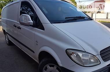 Mercedes-Benz Vito груз. extra long 111 2009