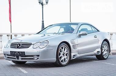 Mercedes-Benz SL 500 (550) Lorinser 2002