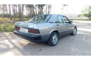 Mercedes-Benz 190 W201 1991