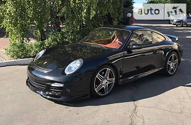 Porsche 911 Carrera 3.8 TechArt 2007