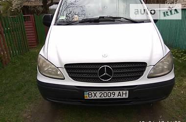 Mercedes-Benz Vito пасс. CDI 2006