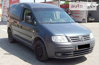 Volkswagen Caddy груз. 1.9 TDI 2004