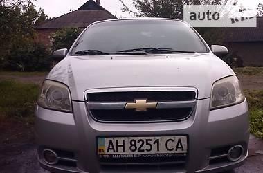 Chevrolet Aveo 1.5 2007