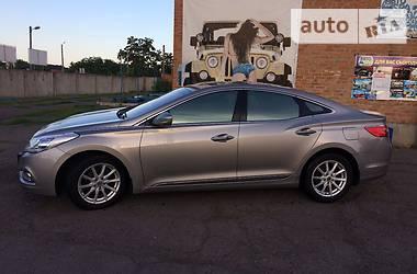 Hyundai Grandeur 2013
