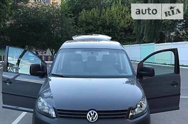 Volkswagen Caddy пасс. 1.2 TSI 2011