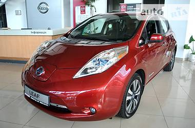Nissan Leaf SL LED+Solar battery 2013