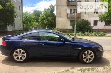 BMW 645 4.4 2005