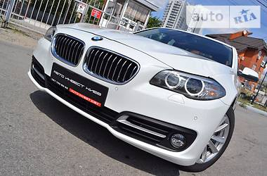 BMW 528 528 Luxury F10 2015