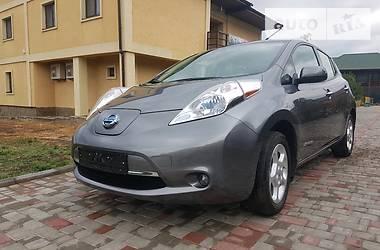 Nissan Leaf SV+ 2014