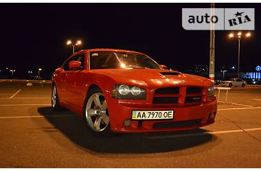 Dodge Charger 6.1 SRT8 2007