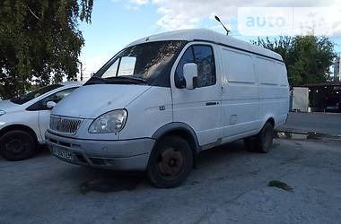ГАЗ 2705 Газель 2.4 TDI 2005