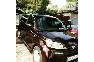 Daihatsu Materia LX 2009