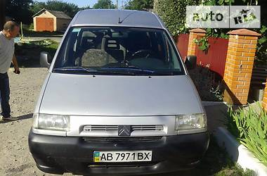 Citroen Jumpy пасс. 1999