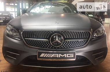 Mercedes-Benz E-Class E43 AMG 4Matic 2017