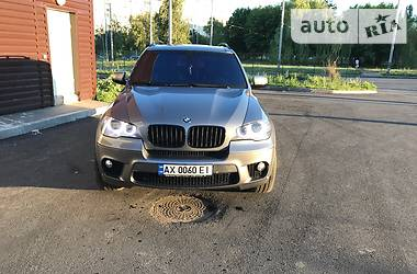 BMW X5 35d twin turbo 2008