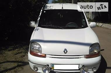 Renault Kangoo груз. Maxi 1998