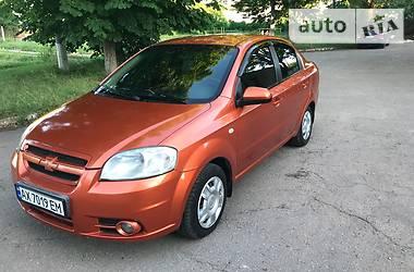 Chevrolet Aveo 3 2007