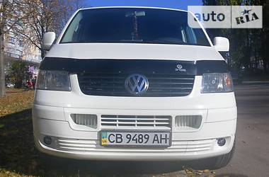 Volkswagen T5 (Transporter) пасс. Long 2004