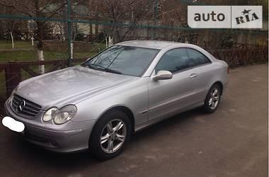 Mercedes-Benz CLK 320 Avangarde 2004