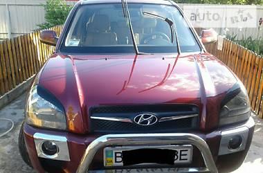 Hyundai Tucson сама повна 2008