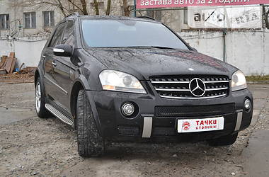 Mercedes-Benz ML 63 AMG 2007