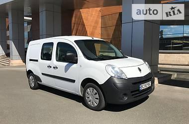 Renault Kangoo пасс. 5803 2011
