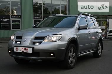 Mitsubishi Outlander 2006