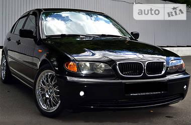 BMW 316 1.8I 2002