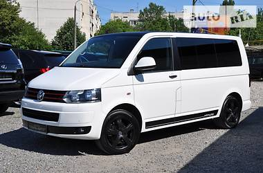 Volkswagen Multivan EDITION 25 2011