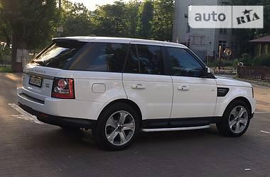 Land Rover Range Rover Sport 3.0 D 2012