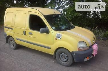 Renault Kangoo груз. 1998