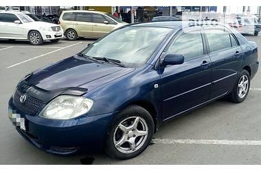 Toyota Corolla 1.4 2003