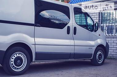 Renault Trafic груз. dCi 100 2005
