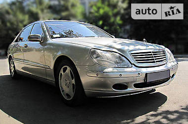 Mercedes-Benz S 320 Long 2001