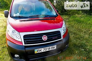Fiat Scudo пасс. 2010