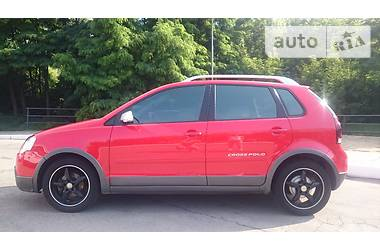 Volkswagen Cross Polo 2008