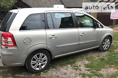 Opel Zafira 1.7d 2011