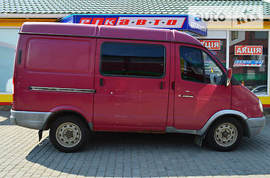 ГАЗ 2752 Соболь 2.5 2008