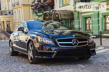 Mercedes-Benz CLS 63 AMG 2012