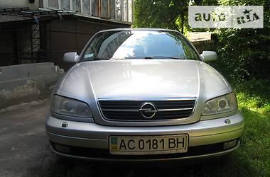 Opel Omega ELEGANCE 2001