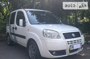 Fiat Doblo пасс. Cargo 2006