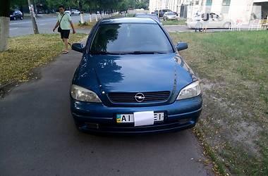 Opel Astra G Opel AstraG 2000