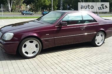 Mercedes-Benz CL 500 1998