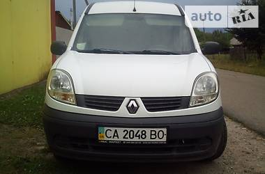Renault Kangoo груз. 1.9 d 2007