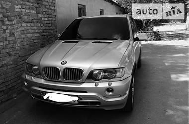 BMW X5 е53 2001