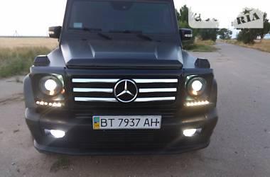 Mercedes-Benz G 400 2002
