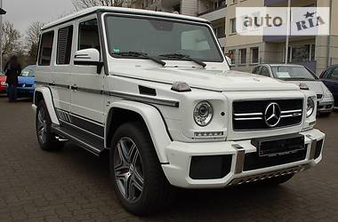 Mercedes-Benz G 63 AMG Edition 2017