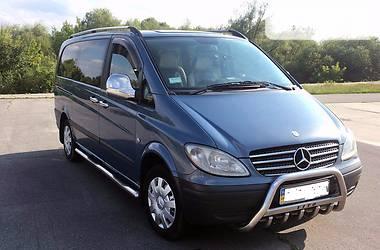 Mercedes-Benz Vito пасс. 115 CDI ExtraLong 2004