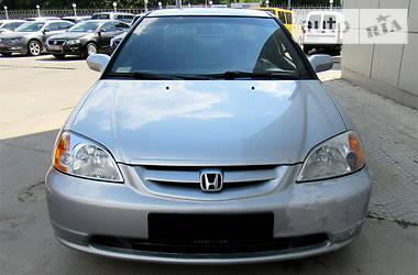 Honda Civic Сoupe 2001