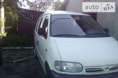 Nissan Vanette пасс. 1999